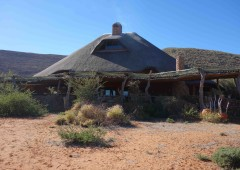 Safari Sarah: Private Villa Living at Tswalu Kalahari