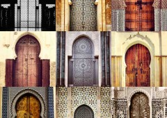Doors of Morocco: Photo Essay by Faatima Tayob
