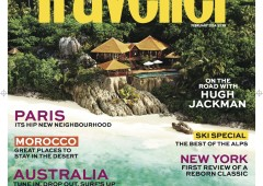 As Seen In… Conde Nast Traveller UK