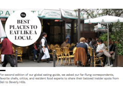 As Seen In… Travel + Leisure
