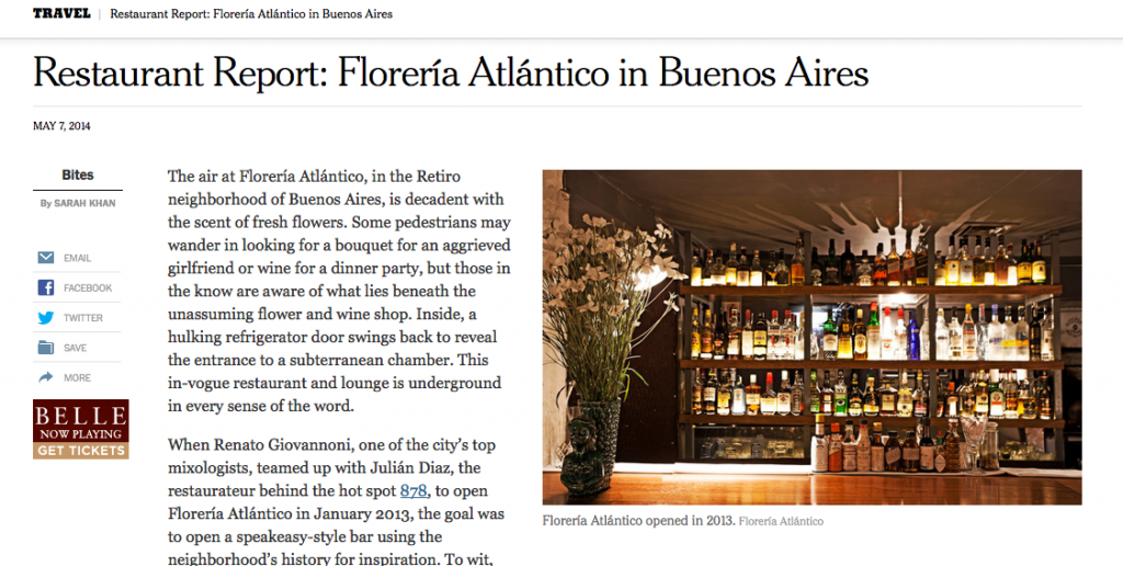 NYT Screen Shot Floreria Atlantico 5.7.14