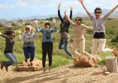 Safari Sarah: Girls Gone Wild at Gondwana Game Reserve