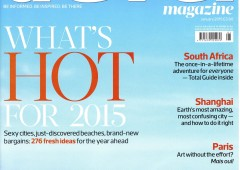 As Seen In… Sunday Times Travel Magazine (UK)