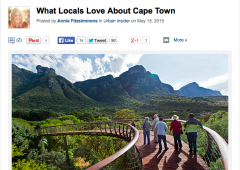 What Do Locals Love About Cape Town?