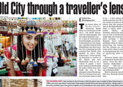 As Seen In… The Times of India