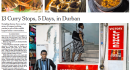 New York Times: In Durban, 13 Curry Stops in 5 Days