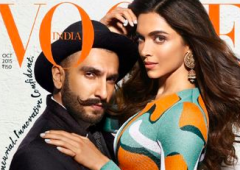 As Seen In… Vogue India