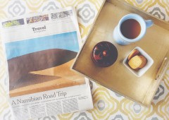 New York Times: A Namibian Road Trip