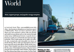 New York Magazine: Uber Drivers Around the World Tell All