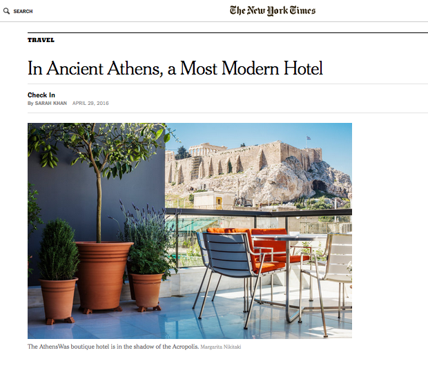 NYT Athens